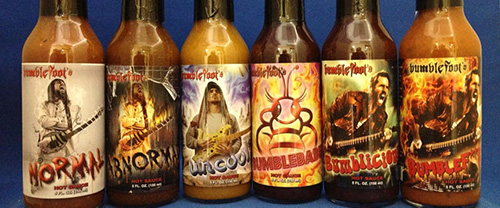 "Bumblefoot Hot Sauce Artist Profile: A Q&A with Guns N' Roses' Ron ""Bumblefoot"" Thal"