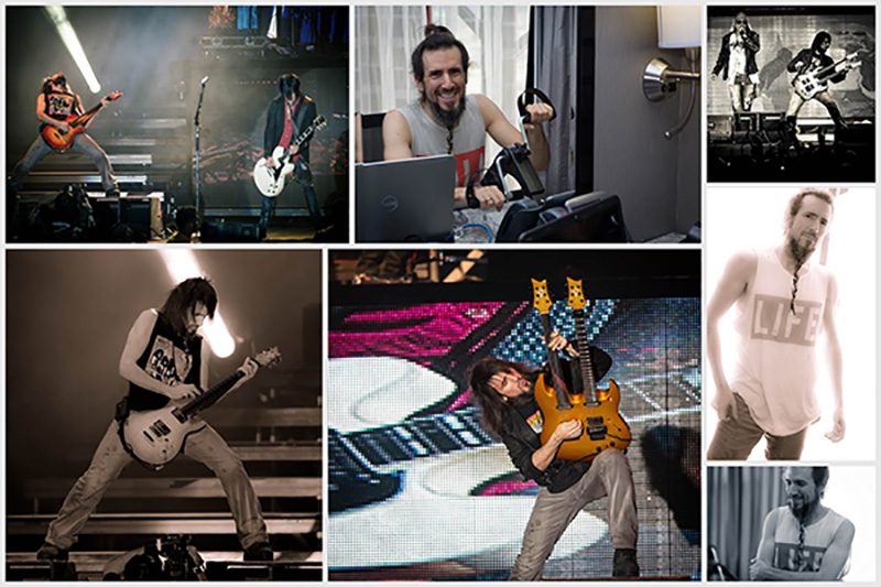 "image001 Artist Profile: A Q&A with Guns N' Roses' Ron ""Bumblefoot"" Thal"